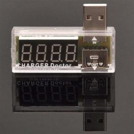 Docteur USB, Vérificateur de consommation usb modéle 90 degrées