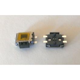 switch, interrupteur tactile miniature 4.5x3.5x1.5mm