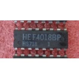 HEF4018BP Compteur programmable