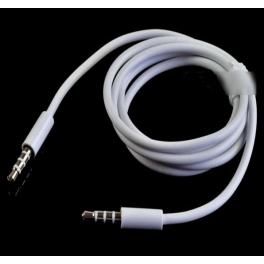 Cable de connection 3,5mm Male-Male audio téléphone a voiture , ordinateur ,tv