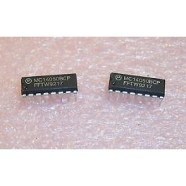 MC14050 BCP 6x Porte inverseur Equivalent CMOS 4050