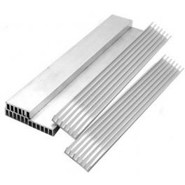 Refroidisseur Radiateur Aluminium 150x20x6mm