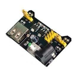 Module de puissance 3.3v et 5v pour breadboard MB102
