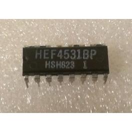 HEF4531BP ,13 input parity checker/generator