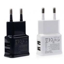 Chargeur pour Samsung USB 2A, 2 ports
