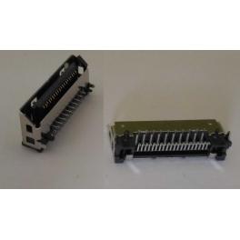 Connecteur de charge 40 broches Micro USB Jack pour Samsung / Asus / ACER / Lenovo /etc