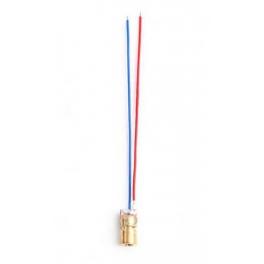 Laser Rouge 5V 650nm 5 mW