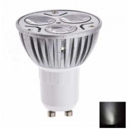GU10 Ampoule a LED 3W 220V Blanc Naturel