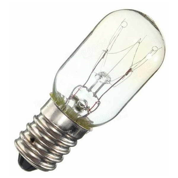 e14 ampoule a filament pour r frig rateur ou four 25w ac 220v 240v komposantselectronik. Black Bedroom Furniture Sets. Home Design Ideas
