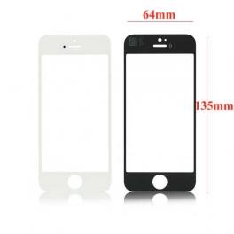 Vitre pour iphone 6 6S Noire