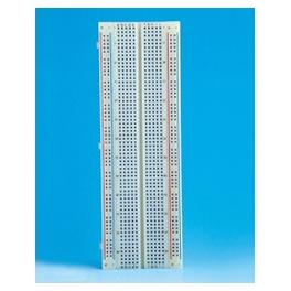plaque d 39 essai 830 points mb102 mb 102 breadboard komposantselectronik. Black Bedroom Furniture Sets. Home Design Ideas