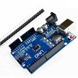 UNO R3 MEGA328P CH340 CH340G Non Officiel+Cable USB