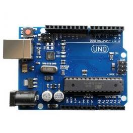 UNO R3 MEGA328P ATMEGA16U2 Non Officiel+Cable USB