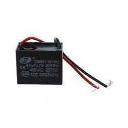 4uf 450v 4 µF CBB61 Condensateur de démarrage