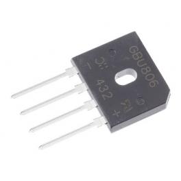 GBU10K equivalent GBU1008 Pont de redressement 10A 800v