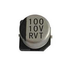 Condensateur 220uF 10V 220 µF SMD 6.3x5.4mm Aluminium