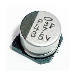 Condensateur 22uF 35V 22 µF SMD 5x5.4mm Aluminium