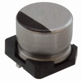 Condensateur 100uF 16V 100 µF SMD 6.3x5.4mm Aluminium