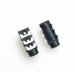Connecteur Jack Stéréo 3.5mm femelle SMT