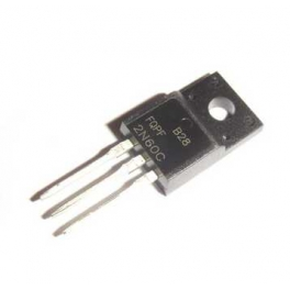 2N60 FQPF2N60C Transistor MOSFET N-Ch TO-220F