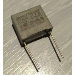 0.68uF 275v 680nf Polypropyléne MKP-X2 Empattement 15mm gris