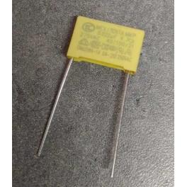 0.022uF 275v 22nf Polypropyléne MKP-X2 Empattement 15mm