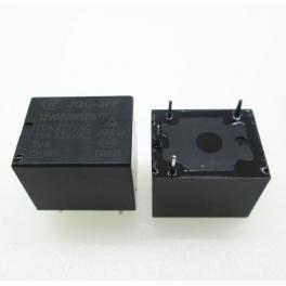Relais 12v JQC-3FF-12VDC-1HS (551) , 4 broches