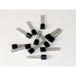 2N5087 Transistor PNP pour amplification