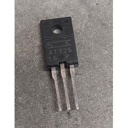 2SA1725 Transistor simple bipolaire (BJT), PNP, 80V,6A,20MHz
