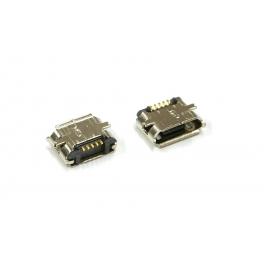 Connecteur micro USB B femelle a souder