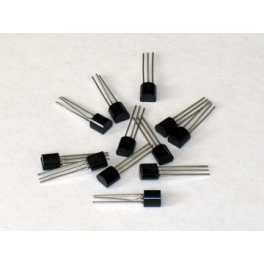 2N5088 Transistor NPN pour amplification