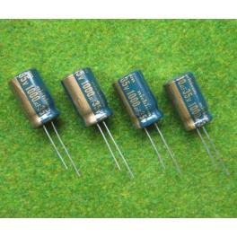 1000uf 35v 1000µf Radial d:13mm h:20mm