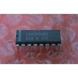 CD4009CN 6 portes inverseurs