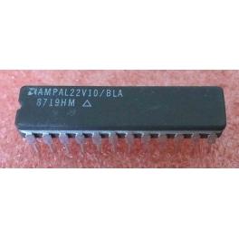 PAL 22V10 -12/BLA DIL-24 CERAMIQUE