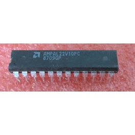 PAL 22V10PC DIL-24