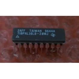 PAL16L8-20MJB