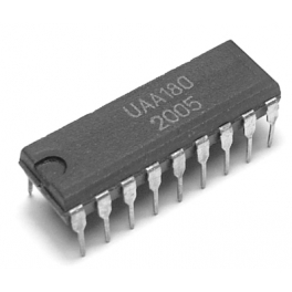 UAA180 (siemens) Driver pour LED