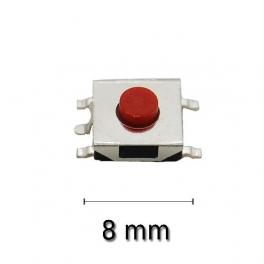 switch, interrupteur tactile miniature 6x6x3.1mm