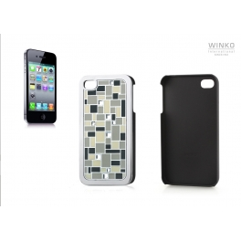 Boitier (protection en métal) Iphone 4 - 4S Series Grid