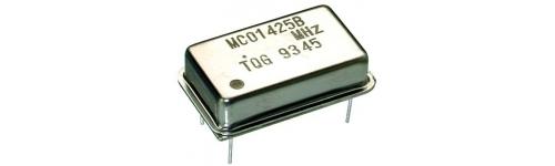 Oscillateur, Quartz