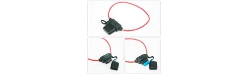Standard fusible lame (19mm) pour voiture